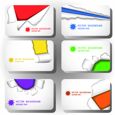 Clip art vector download. Free clipart business card borders