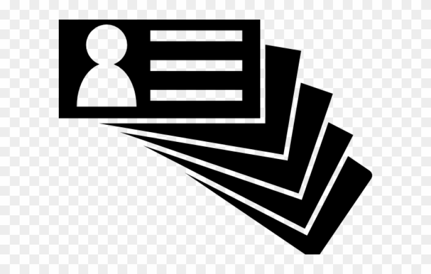Business card clipart download picture free Business Cards Clipart Index - Visiting Card Design Banner - Png ... picture free