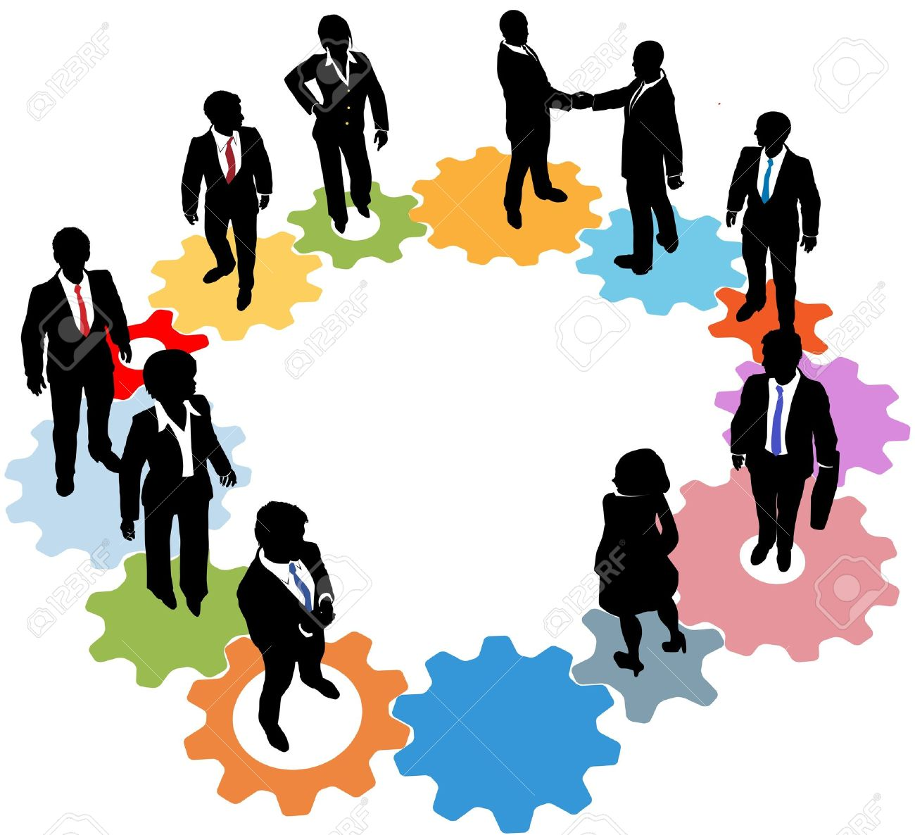 Business collaboration clipart image library stock Business People Clipart | Free download best Business People Clipart ... image library stock