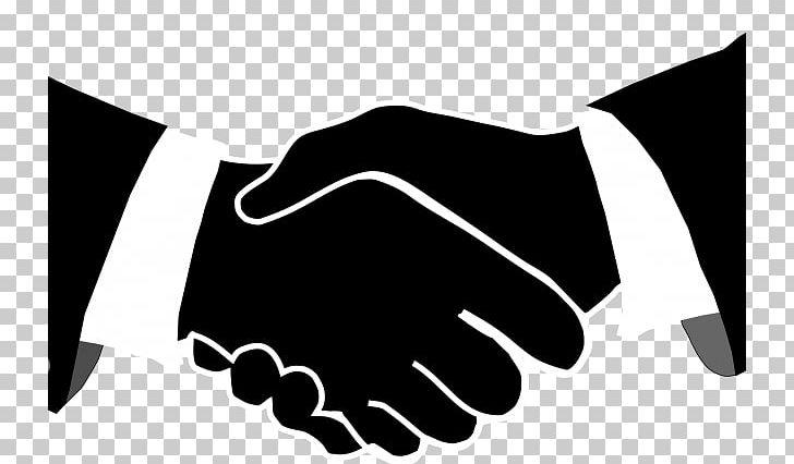 Business handshake clipart picture library stock Handshake Computer Icons Business PNG, Clipart, Black, Black And ... picture library stock