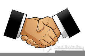 Business handshake clipart image library Business Handshake Clipart Free | Free Images at Clker.com - vector ... image library