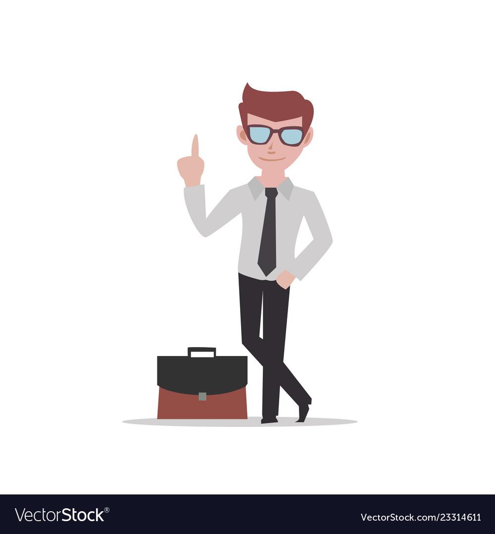 Business man modern clipart graphic transparent Modern young business man graphic transparent