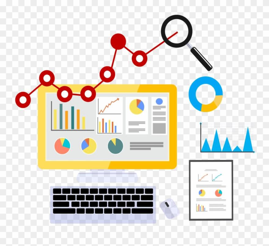 Online business clipart vector freeuse library Online Marketing Clipart Business Enterprise - Digital Marketer ... vector freeuse library