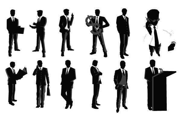 Business professional clipart black and white download Business professional clipart » Clipart Portal black and white download