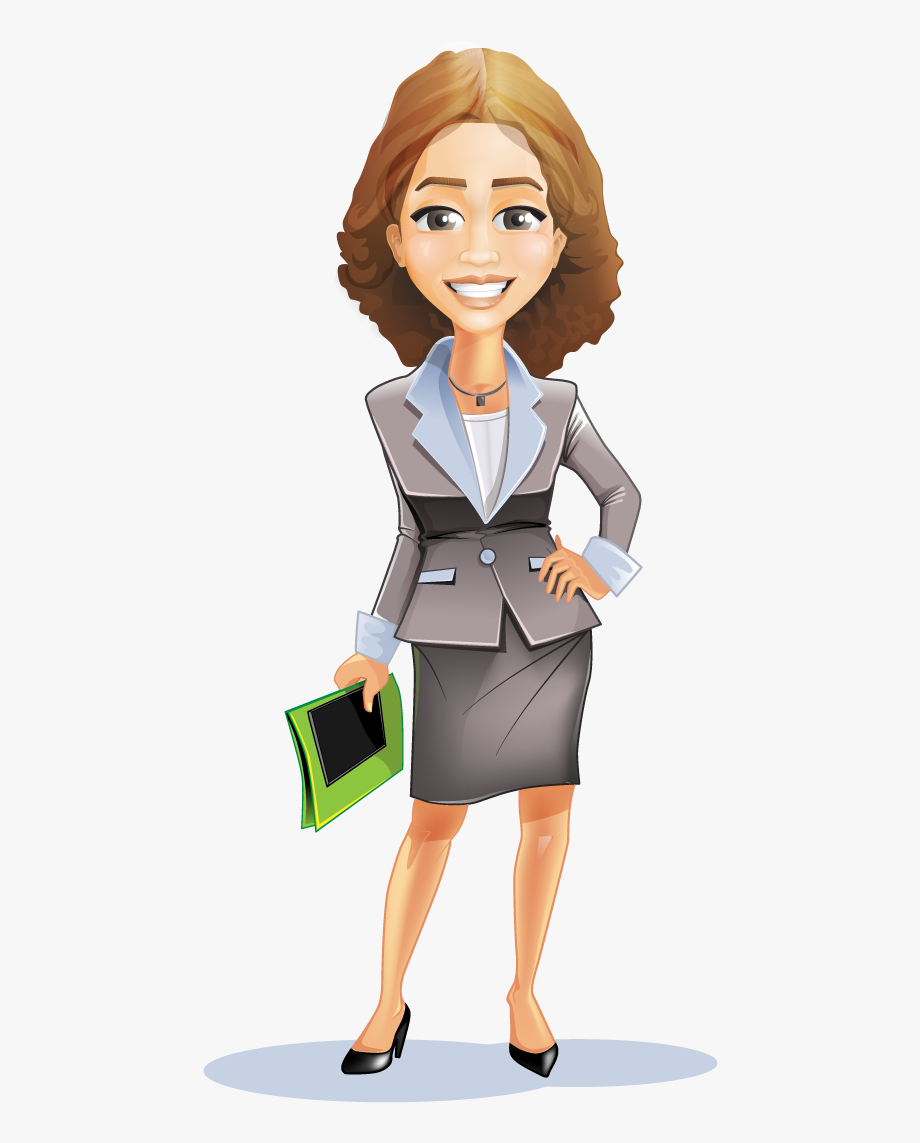 Business woman cliparts png black and white stock Women Business Suit Clipart - Business Woman Person Clipart #33032 ... png black and white stock