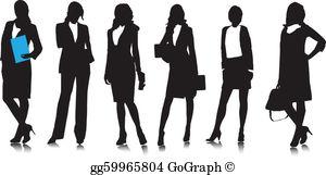 Business women clipart clip art transparent Business Woman Clip Art - Royalty Free - GoGraph clip art transparent