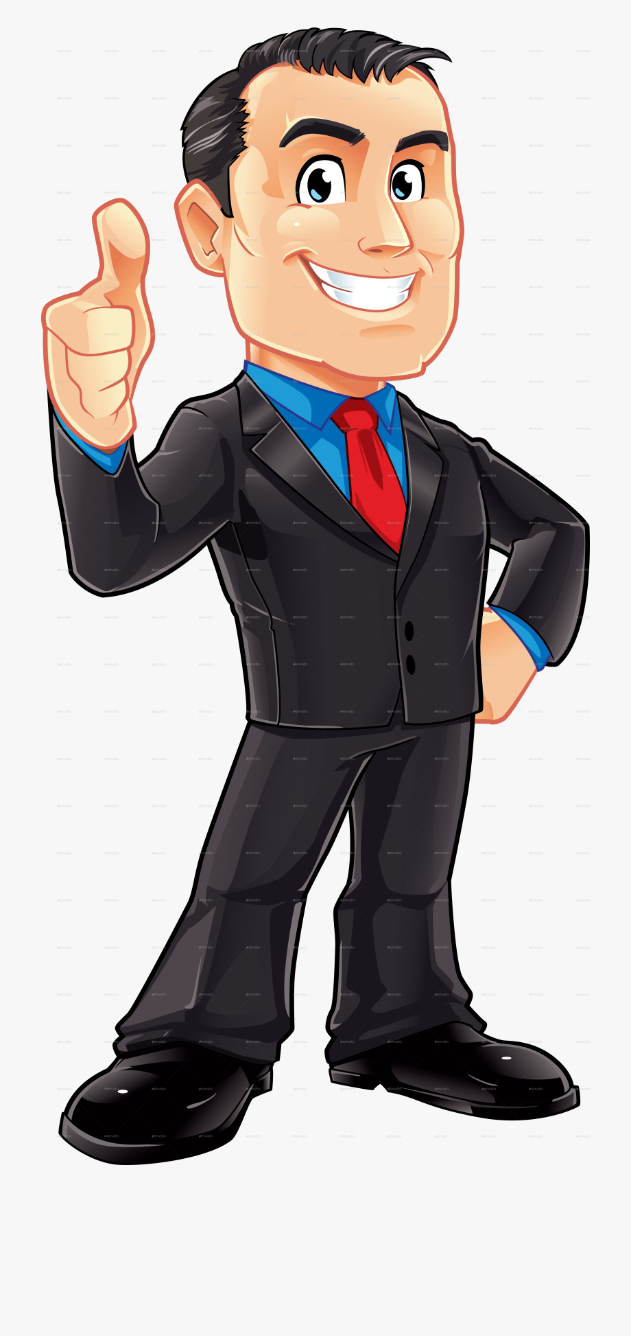 Businessen clipart svg free stock Businessman Clipart Fancy Man - Business Man Mascot Logo #1082063 ... svg free stock