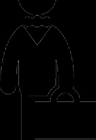 Businessman clipart black and white clip art black and white stock Businessman Clipart Suitcase - Internship Black And White - Png ... clip art black and white stock