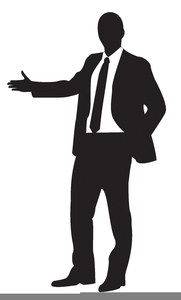 Businessman clipart free svg freeuse stock Free Clipart Businessman Silhouette | Free Images at Clker.com ... svg freeuse stock