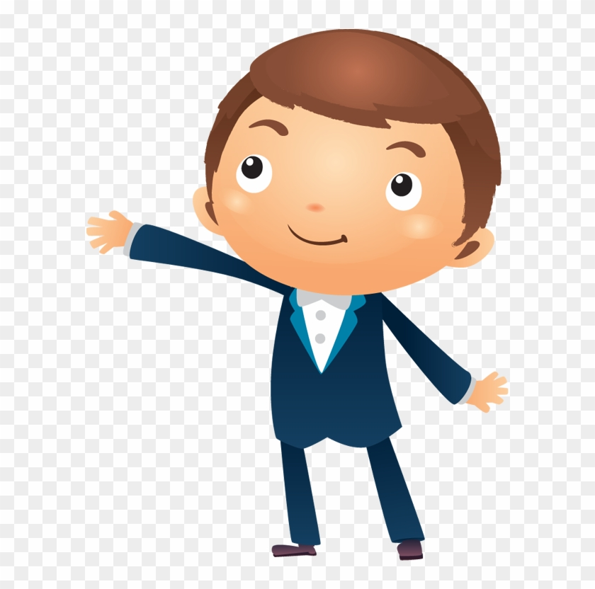 Businessman clipart png jpg black and white download Businessman Clipart Excited - Person Thinking Cartoon Png ... jpg black and white download
