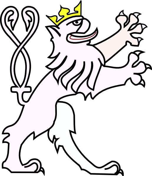 Lion wearing clip art. Crown outlione clipart