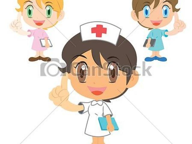 Busy nurse clipart svg freeuse stock Busy Nurse Cliparts 15 - 450 X 470 - Making-The-Web.com svg freeuse stock