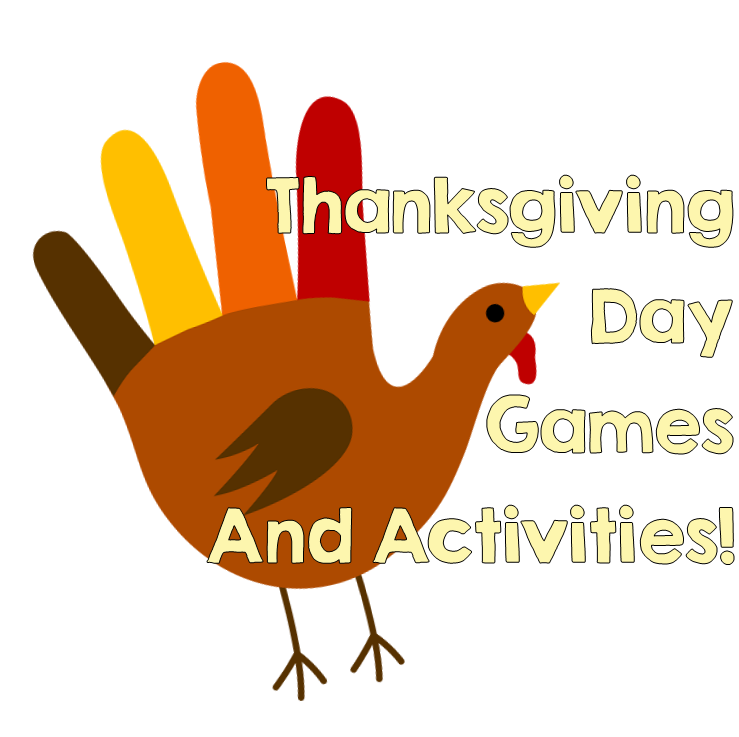 Turkey craft clipart for kids printable jpg free download Thanksgiving Games to play with your family jpg free download