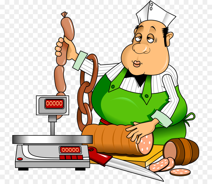 Butchery clipart jpg freeuse stock Butcher Thumb png download - 800*772 - Free Transparent Butcher png ... jpg freeuse stock