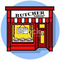 Butcher shop clipart clipart transparent Butcher Shop Icon stock vectors - Clipart.me clipart transparent