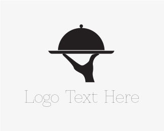 Butler builder logo clipart picture freeuse Waiter Butler Logo picture freeuse
