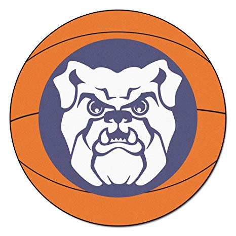 Butler bulldogs clipart picture royalty free download Amazon.com: FANMATS NCAA Butler University Bulldogs Nylon Face ... picture royalty free download