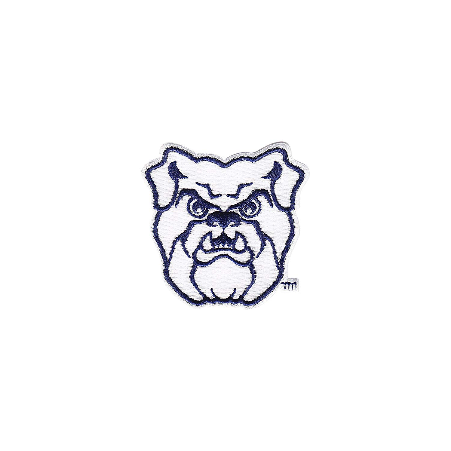 Butler bulldogs clipart png freeuse stock Tervis 1204060 Butler Bulldogs Logo Tumbler with Emblem and Navy Lid 16oz,  Clear png freeuse stock