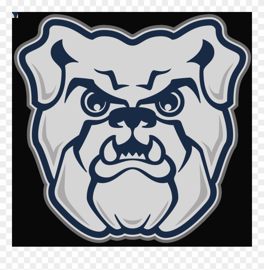 Butler bulldogs clipart picture royalty free download Butler Bulldogs Logo Png Clipart (#3986608) - PinClipart picture royalty free download