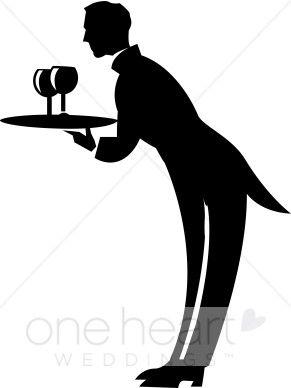 Butler clipart png butler clipart | corporatebutler | Food clipart, Clip art, Butler png