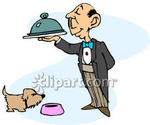 Butler clipart picture transparent stock Butler clipart 10 » Clipart Station picture transparent stock