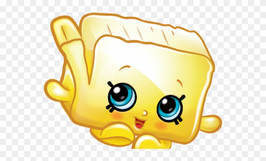 Butter face clipart clip art royalty free download Butter Clipart Animated - Shopkins - Png Download (#341172) - PinClipart clip art royalty free download