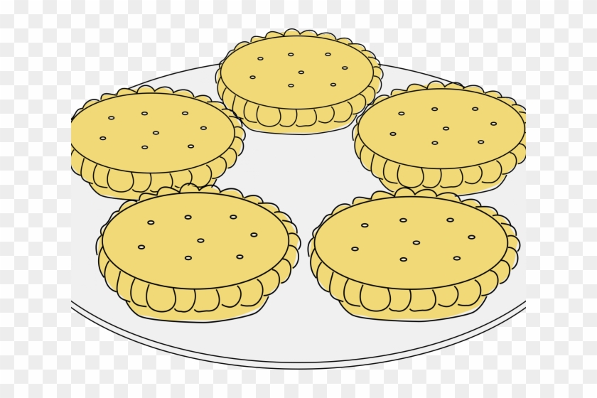 Butter sticking out of a pie clipart image royalty free download Pie Clipart Pie Plate - Mince Pie Clip Art, HD Png Download ... image royalty free download