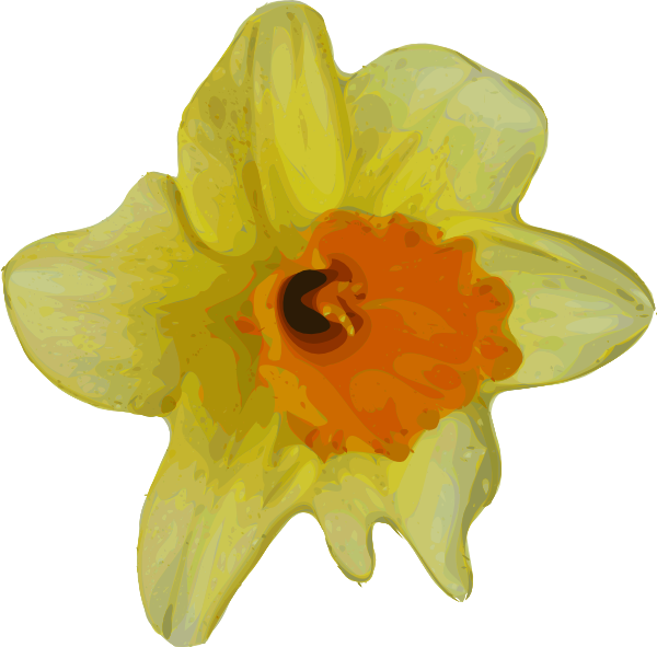 Buttercup flower clipart png free stock Yellow Buttercup Flower Clip Art at Clker.com - vector clip art ... png free stock