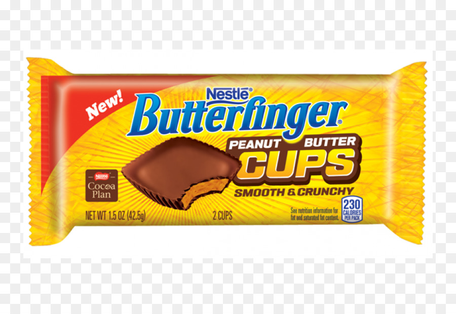 Butterfinger clipart picture free download Chocolate Bar clipart - Chocolate, Candy, Cup, transparent clip art picture free download