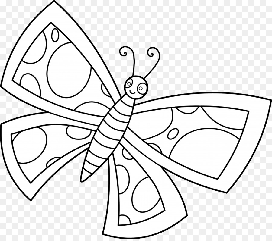 Butterflies black and white clipart png library library Butterfly Black And White png download - 940*829 - Free Transparent ... png library library
