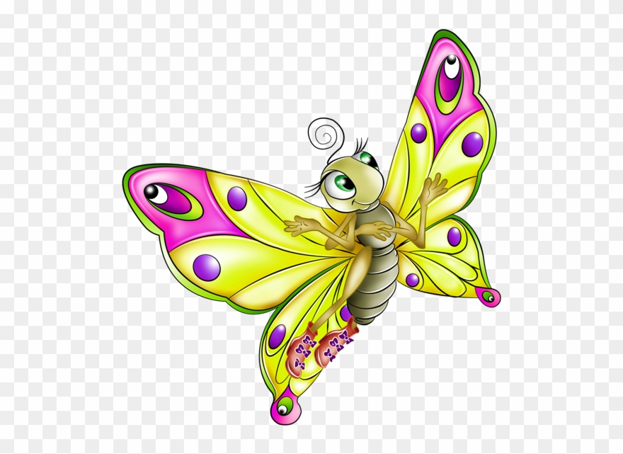 Butterflies in my stomach clipart clip free Freeuse Butterflies In My Stomach Clipart - Butterfly Clipart With ... clip free