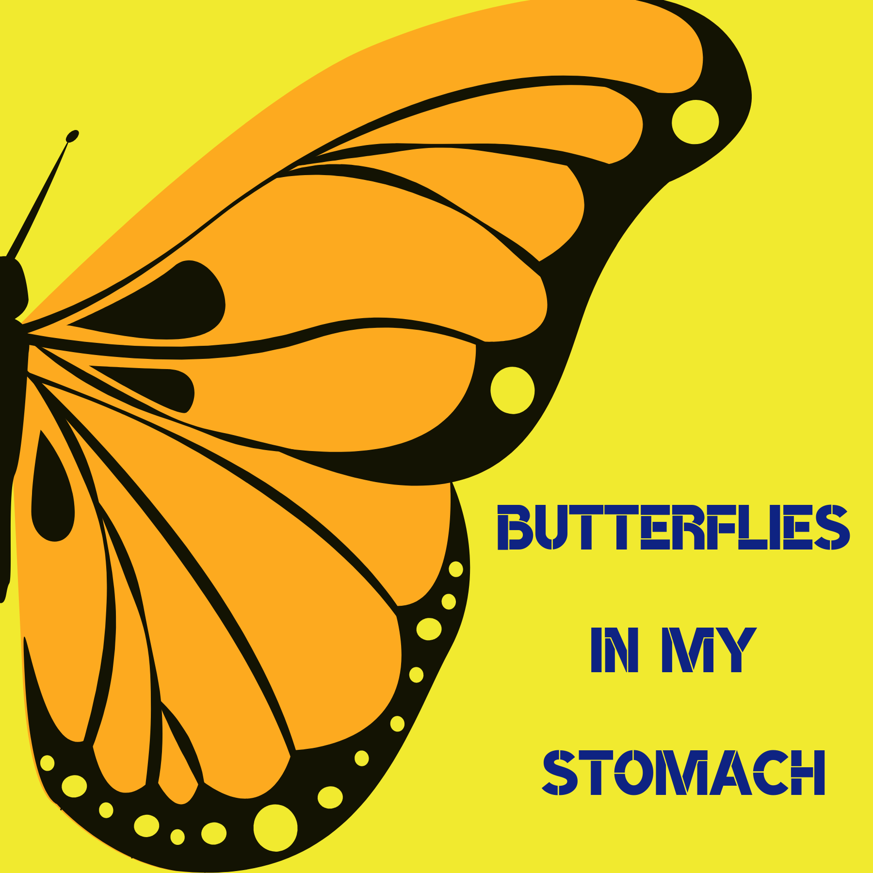 Butterflies in my stomach clipart jpg library stock butterflies in my stomach - Whooshkaa jpg library stock