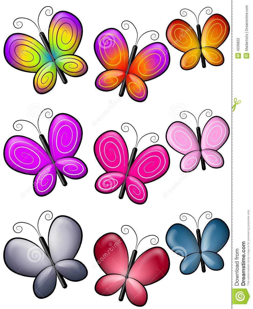 Butterflies pictures from clipart vector royalty free stock Butterflies pictures from clipart - ClipartFest vector royalty free stock