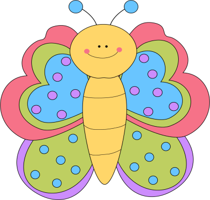 Butterfly clipart clipart graphic free download Butterfly Clip Art - Butterfly Images graphic free download