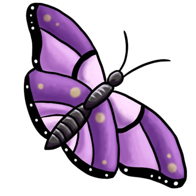 Butterfly clipart clipart png transparent stock 24 FREE Butterfly Clip Art Drawings and Colorful Images png transparent stock