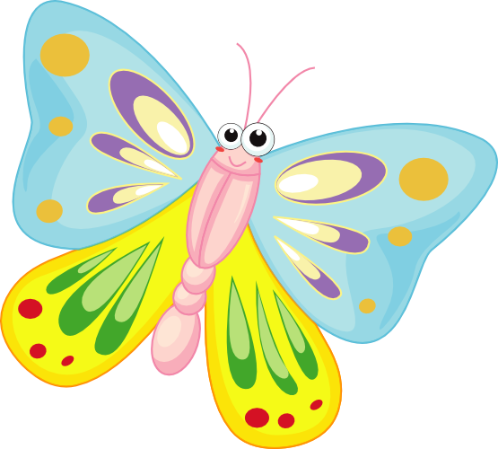 Butterfly clipart clipart picture freeuse stock Butterfly Clip Art Free & Butterfly Clip Art Clip Art Images ... picture freeuse stock