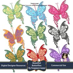 Butterfly clipart for commercial use royalty free Butterfly | butterfly clipart | Pinterest | Butterflies royalty free