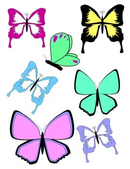 Butterfly clipart for commercial use clip transparent Butterfly clipart for commercial use - ClipartFest clip transparent
