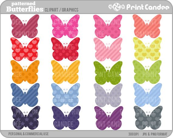 Butterfly clipart for commercial use clip transparent download Free Butterfly Clip Art for Commercial Use – Clipart Free Download clip transparent download