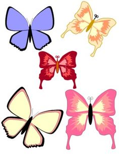 Butterfly clipart for commercial use png transparent stock Free Butterfly Clip Art for Commercial Use – Clipart Free Download png transparent stock