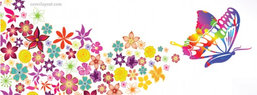 Butterfly clipart for facebook cover picture royalty free library Page 13 Animals and Bugs - Butterflies Facebook Covers, Animals ... picture royalty free library