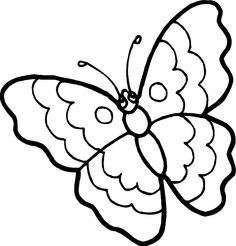 Butterfly clipart free black and white png royalty free library Free Butterfly Clipart Black And White | Free download best Free ... png royalty free library