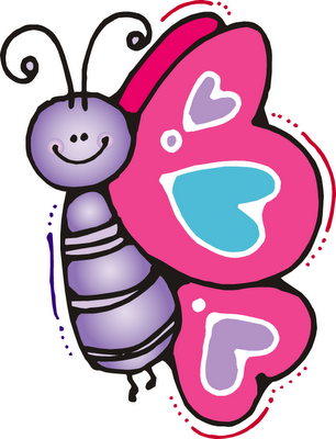 Butterfly clipart melonheadz jpg transparent stock MARIPOSAS - Tita K - Picasa Web Albums | Be My Valentine | Art ... jpg transparent stock