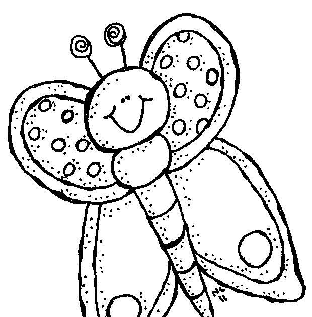 Butterfly clipart melonheadz clip freeuse download MelonHeadz: butterflies clip freeuse download