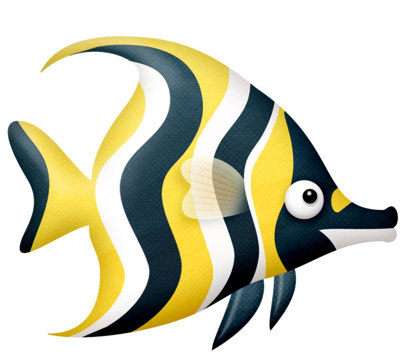 Butterfly fish clipart svg free library lliella_BK-Underwater_fish3.png | Pinterest | Fish, Clip art and ... svg free library