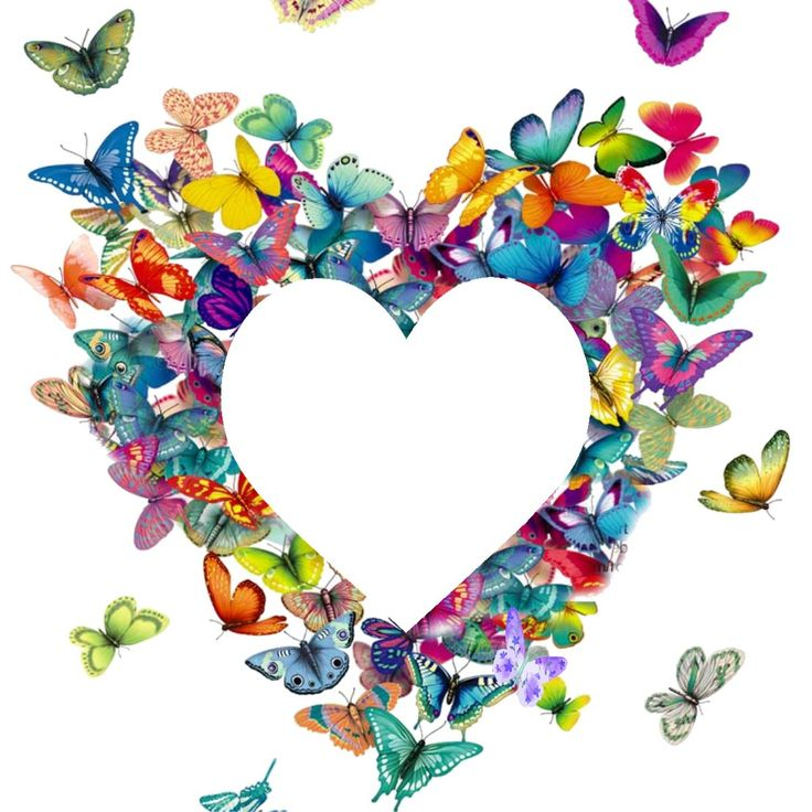 Butterfly hearts clipart clip art free library 17 Best images about HEART CLIPART on Pinterest | Clip art, Lace ... clip art free library