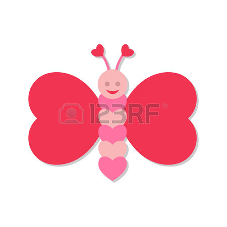 Butterfly hearts clipart svg free download Free butterfly hearts clipart - ClipartFest svg free download