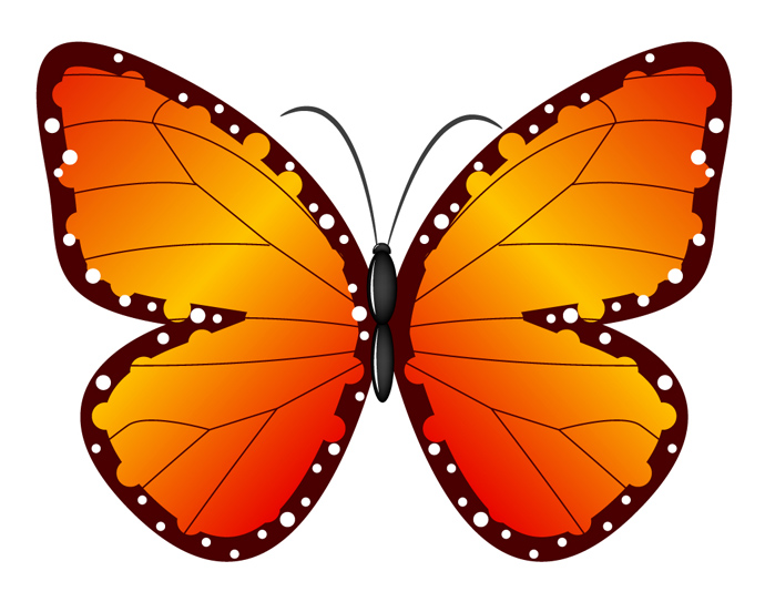 Butterfly images free clipart banner library download Butterflies butterfly free clip art clipartfest - Clipartix banner library download
