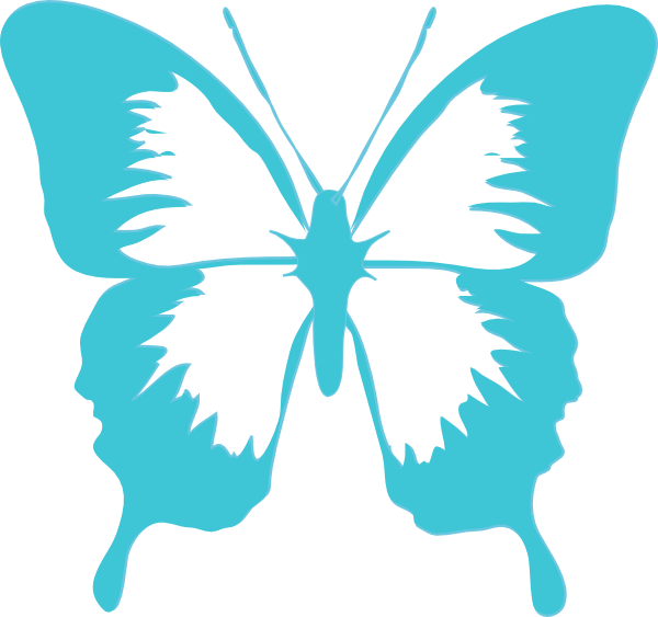 Butterfly images free clipart clip free download Butterfly Outline Clipart | Clipart Panda - Free Clipart Images clip free download