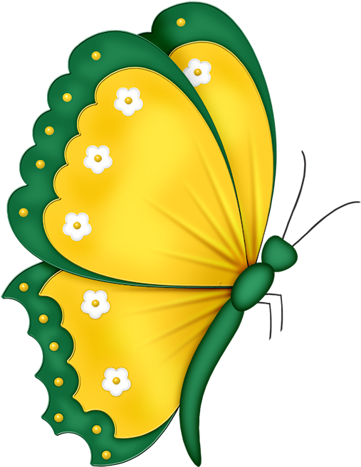 Butterfly side view clipart png stock HD Butterflies Flying - Butterfly Side View Clipart Transparent PNG ... png stock